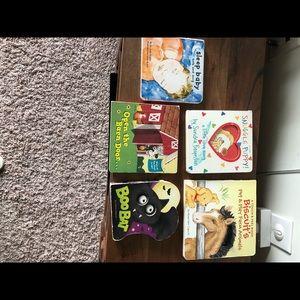 5 baby/ kids books